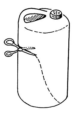 CB-zajemalka za blato